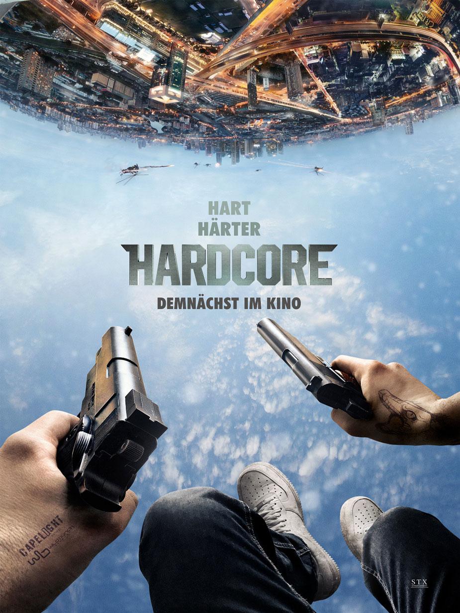 Hardcore Filmposter