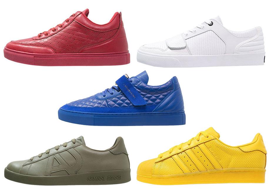 Monochrome Sneaker