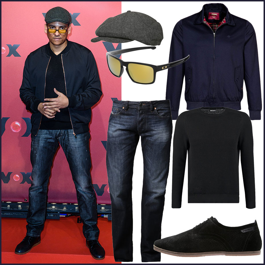 Xavier Naidoo Star Style