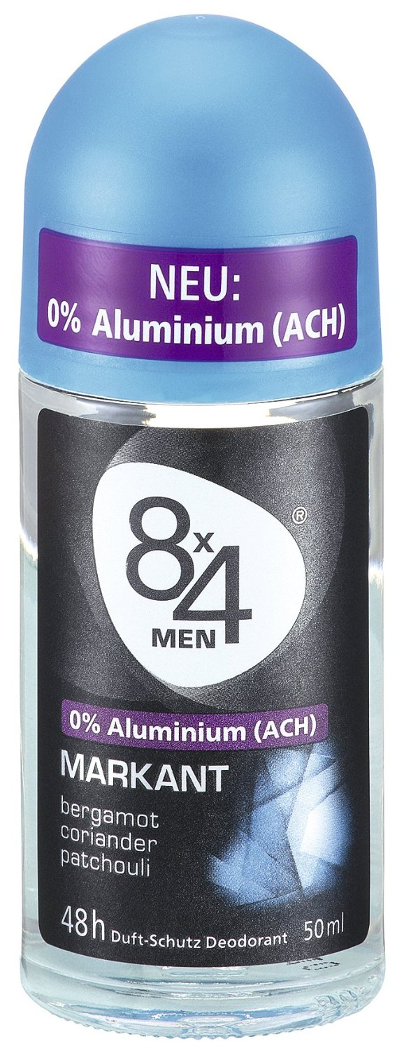 8×4 Men Deo Roll-On Markant