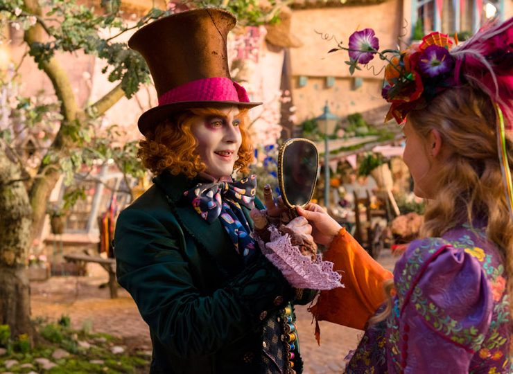 Alice im Wunderland 2: Hinter den Spiegeln Filmkritik