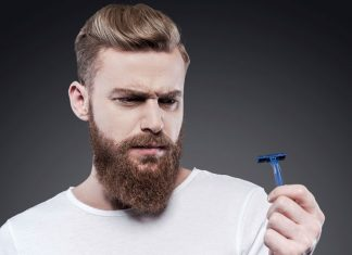 kratziger Bart - Bartpflege