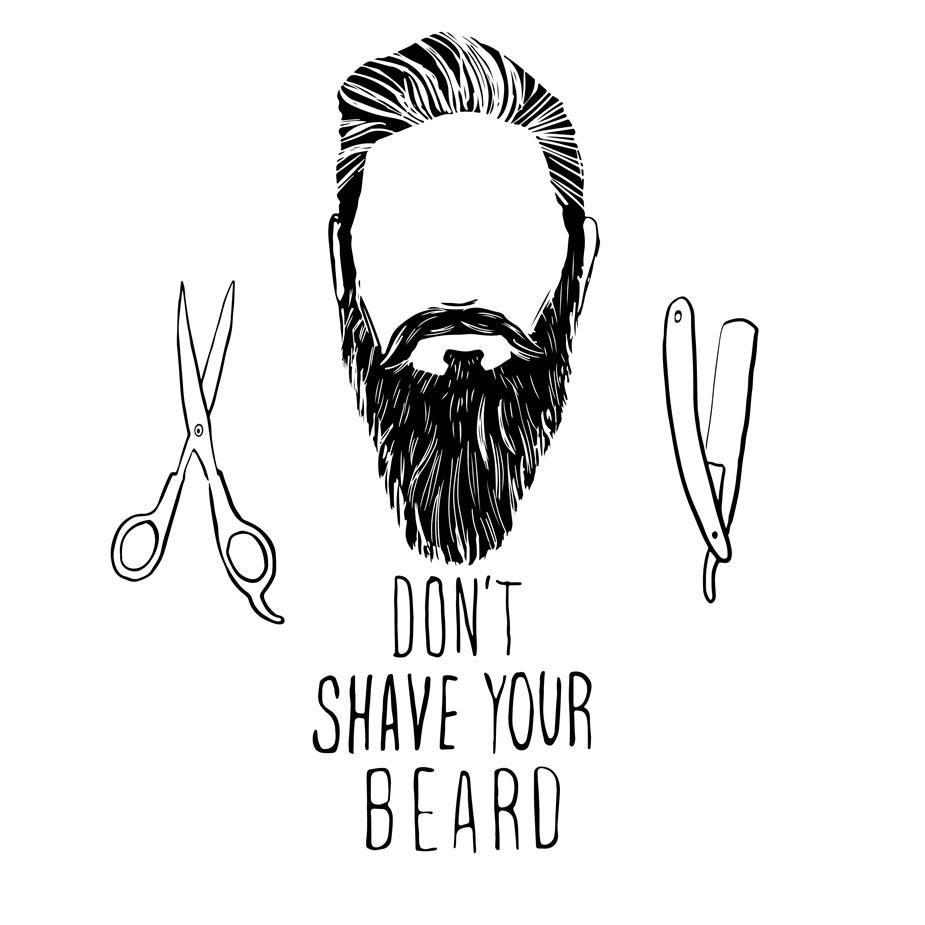Männer Frisuren mit Bart