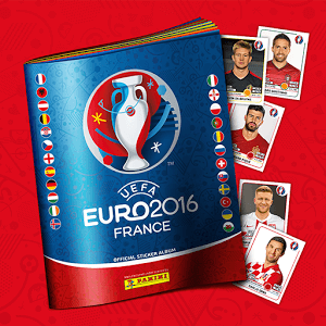 Panini-Sticker-Album App