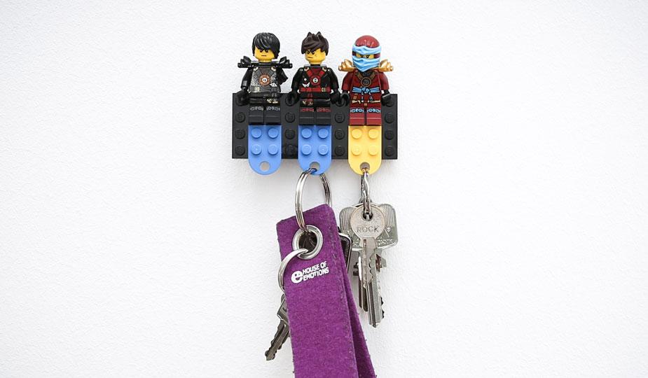 Lego Hacks für uns große Kinder - AJOURE-MEN.de