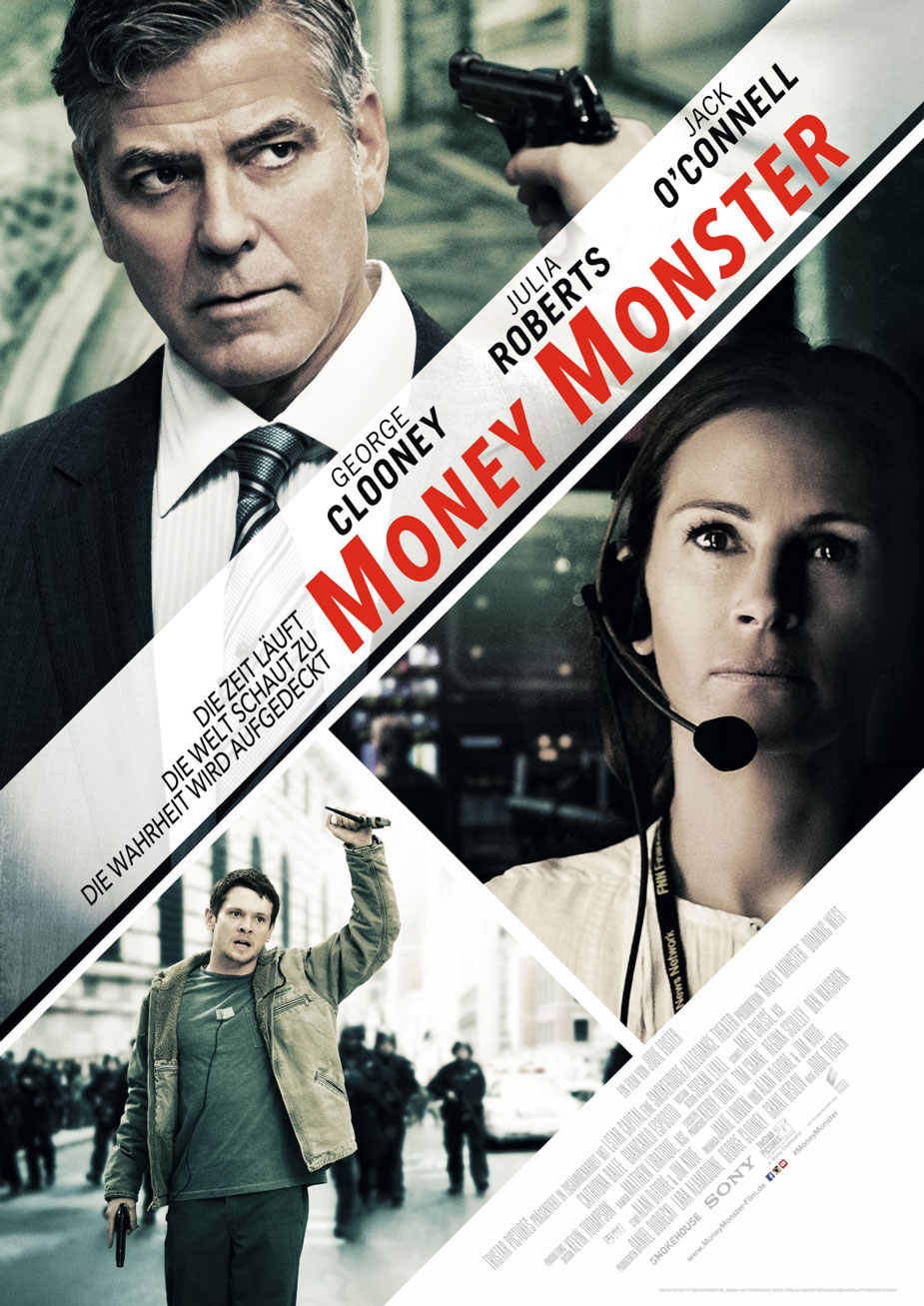 Money Monster Filmposter