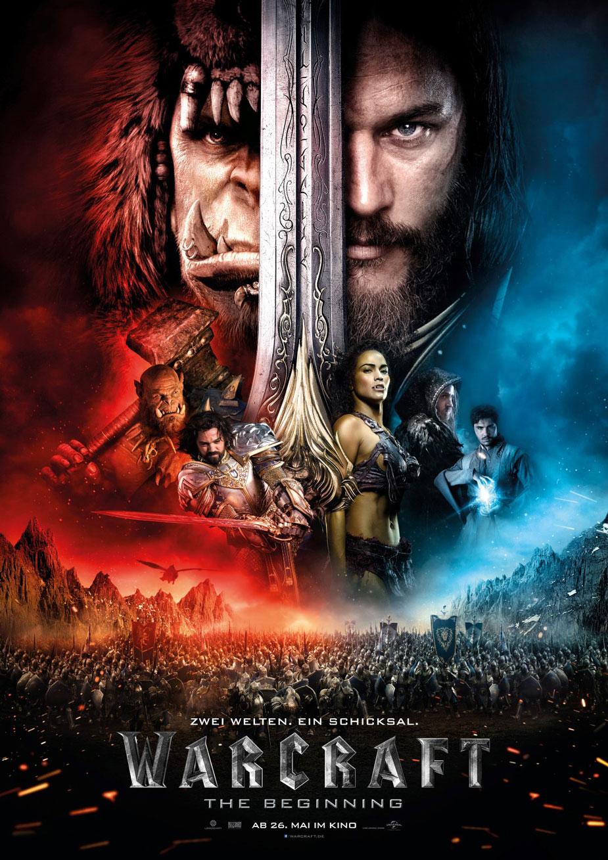 Warcraft: The Beginning Kinoposter