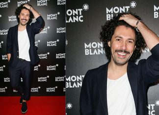 Star Style: Boris Entrup Red Carpet