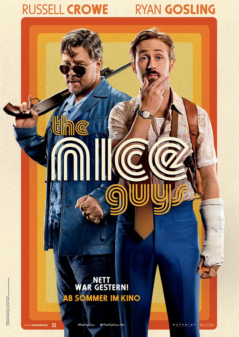 The Nice Guys Filmposter