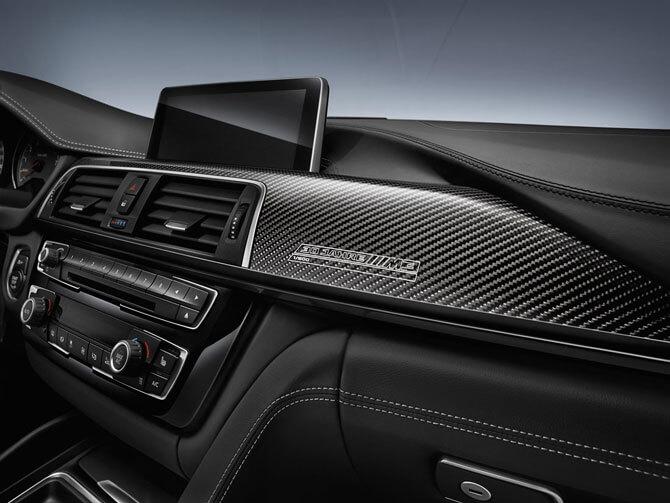 BMW M3 Cockpit