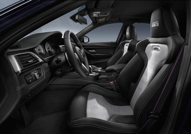 BMW M3 Innenraum