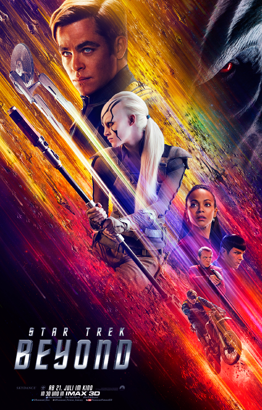 start trek beyond kinoposter