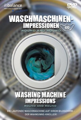 Waschmaschinen Impressionen