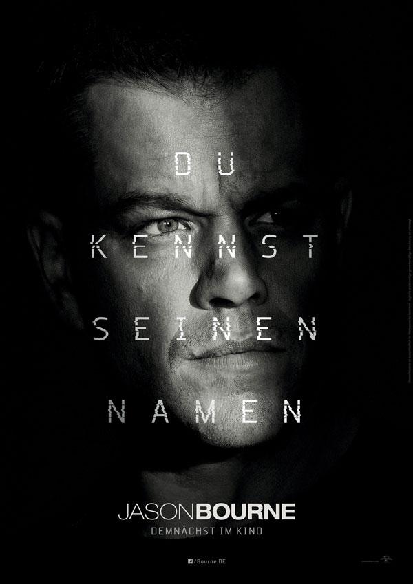 Jason Bourne Filmplakat