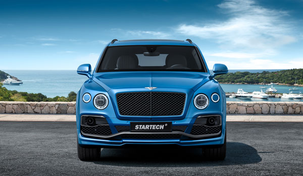 Bentley Bentayga getunt