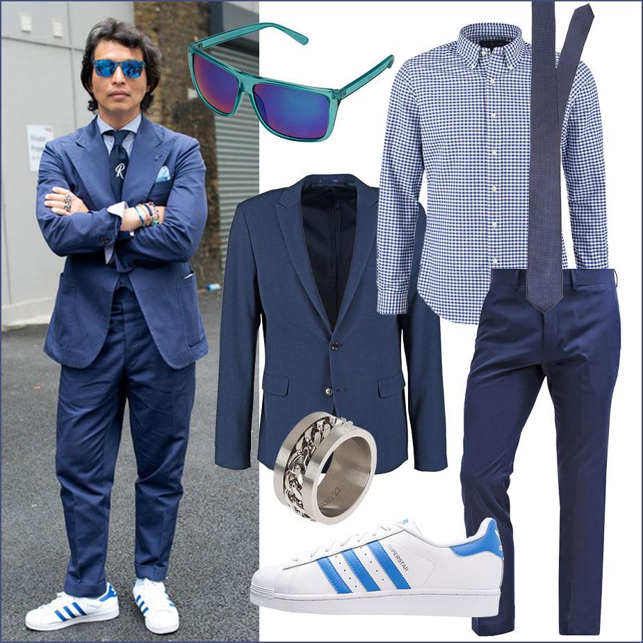 Street Style Männer