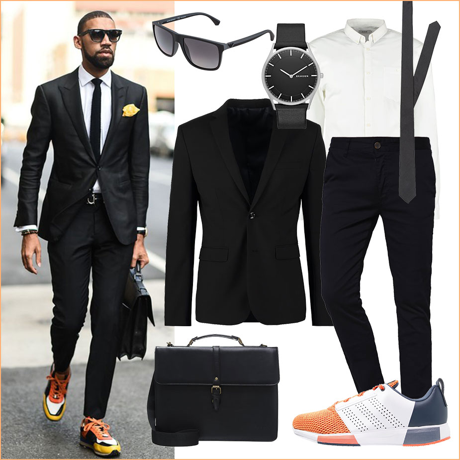 Street Style Men Sneaker