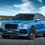 Bantley Bentayga veredelt