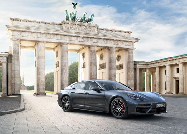 Porsche Panamera Design