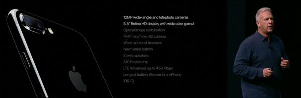 Die Neuerungen des iPhne 7 Plus im Überblick