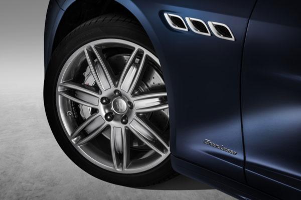 Maserati GranLusso Trim
