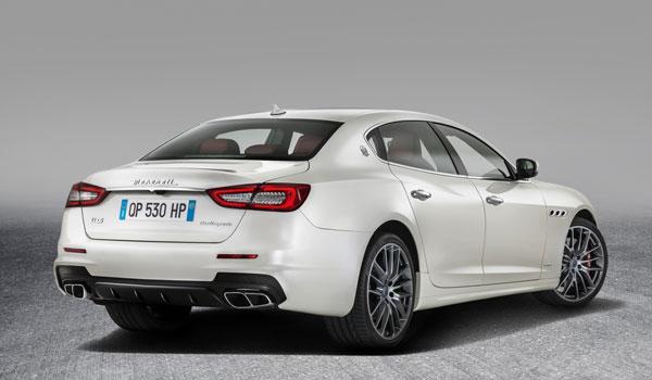Maserati GranSport Trim