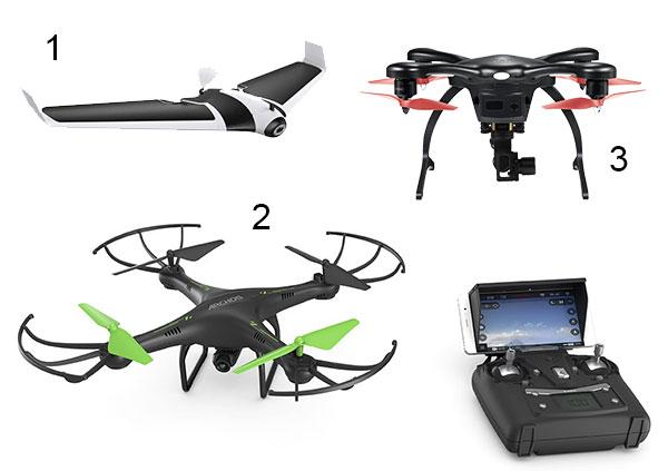 IFA 2016 Drohnen
