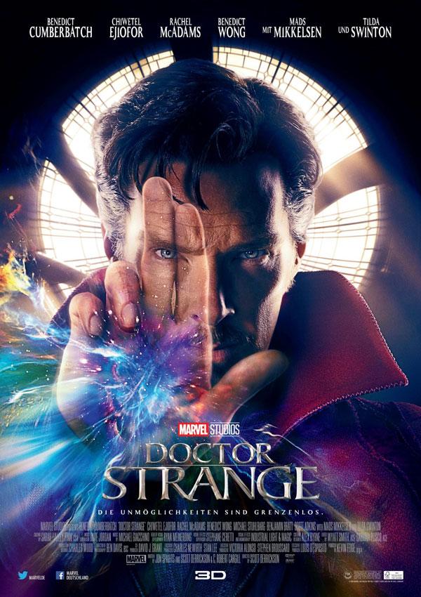 Doctor Strange Filmposter