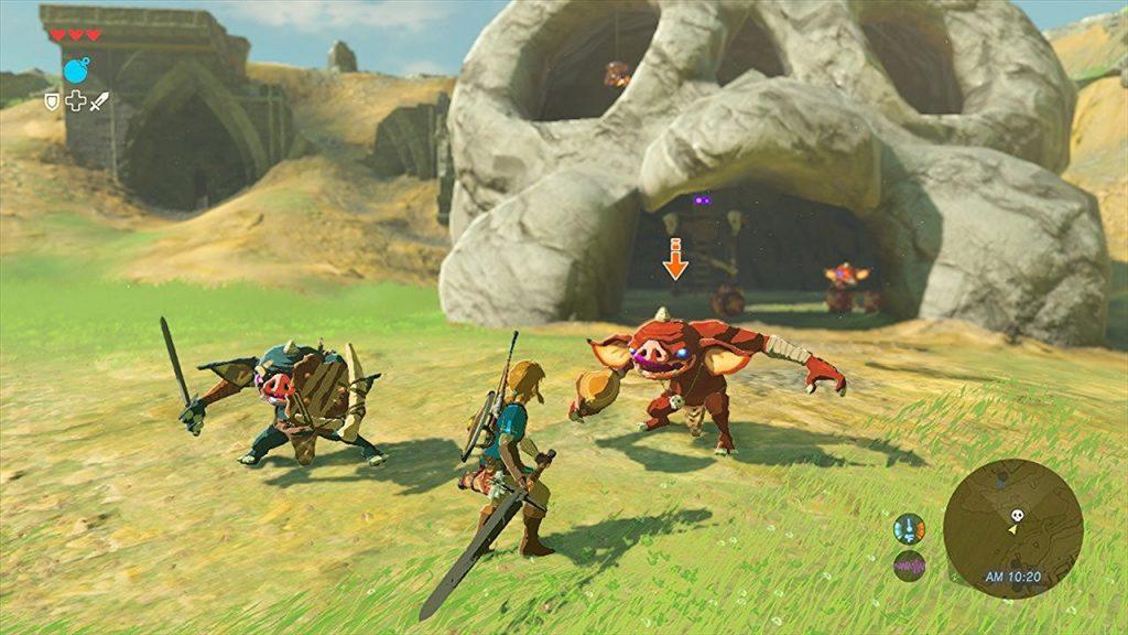 The Legend of Zelda – Breath of the Wild