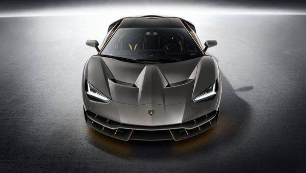 Lamborghini Centenario vorne