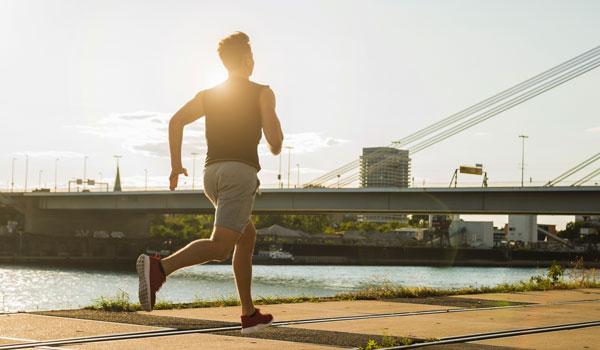 erfolgreich durch joggen