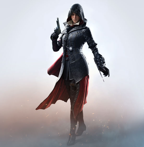 Evies Assassins Creed