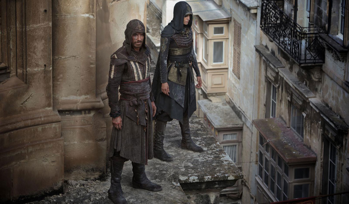 Assassin's Creed Filmkritik