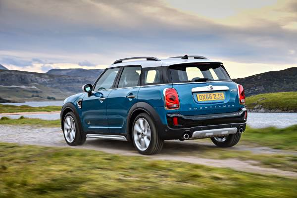 Mini Countryman Heck