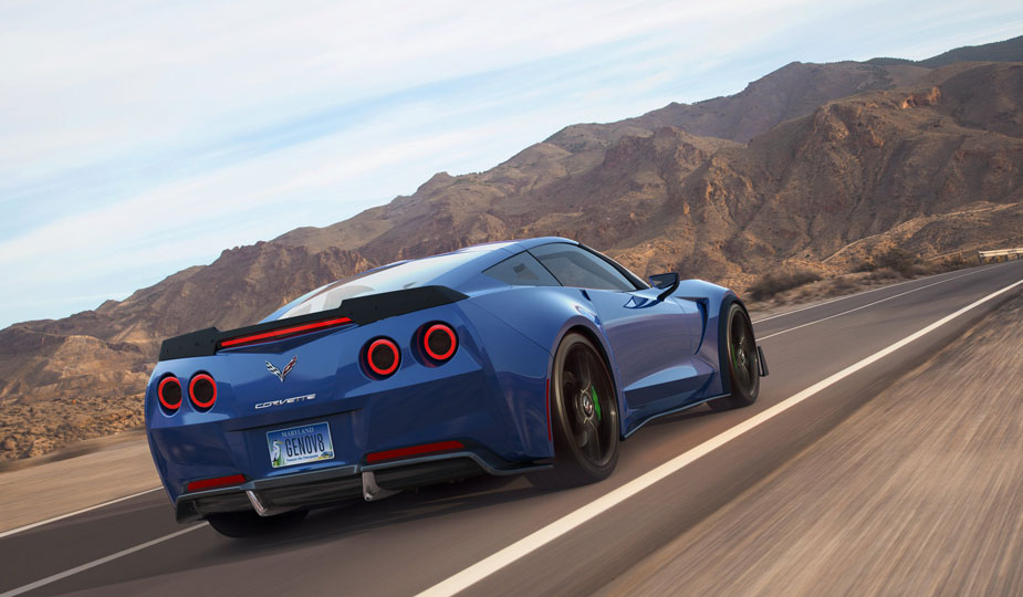 Corvette Genovation GXE