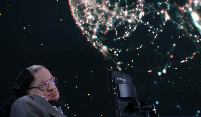Stephen Hawking Theorien