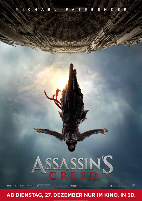 Assassin's Creed Filmposter