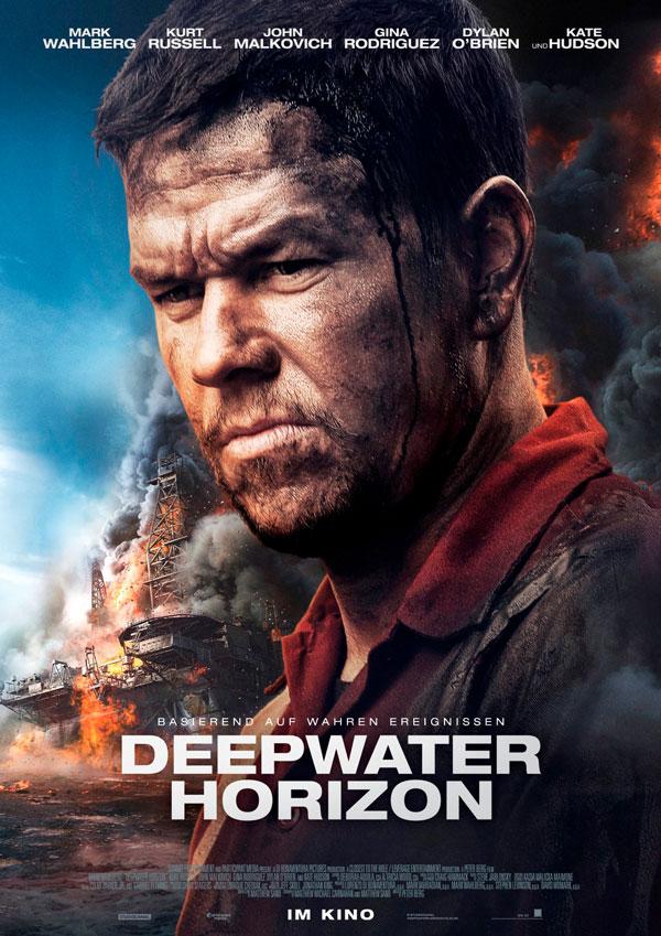 Deepwater Horizon Filmplakat