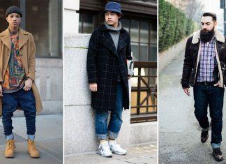 Street-Styles: Hier geht es #querbeet durch die Männermode-Welt