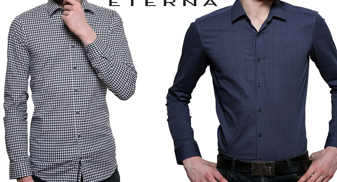 Das perfekte hemd im test: eterna ajoure men.de