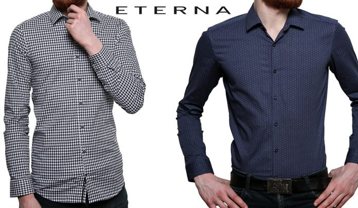 ETERNA Produkttest Hemden