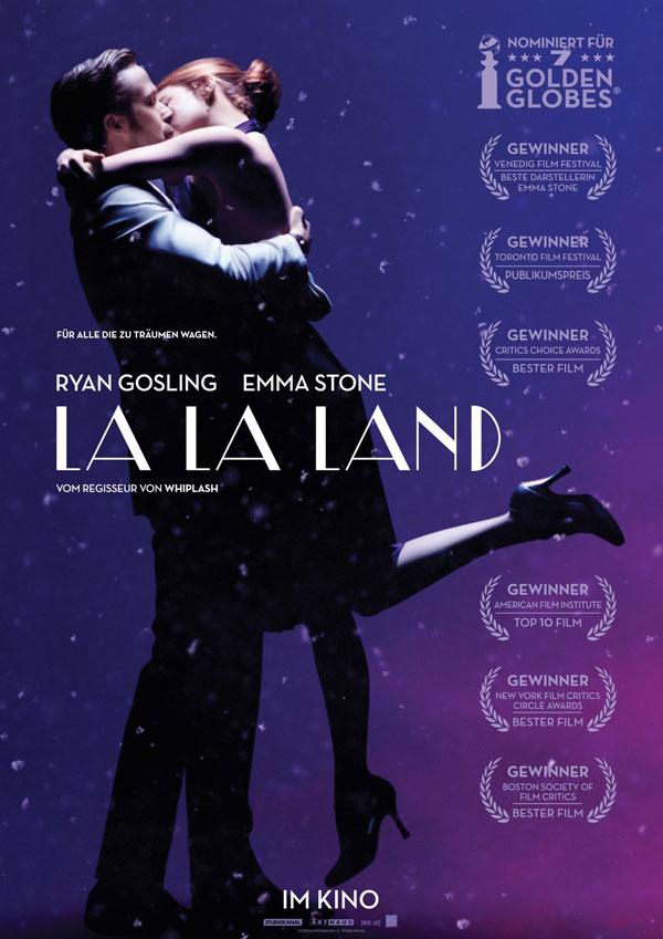 La La Land Kinoposter