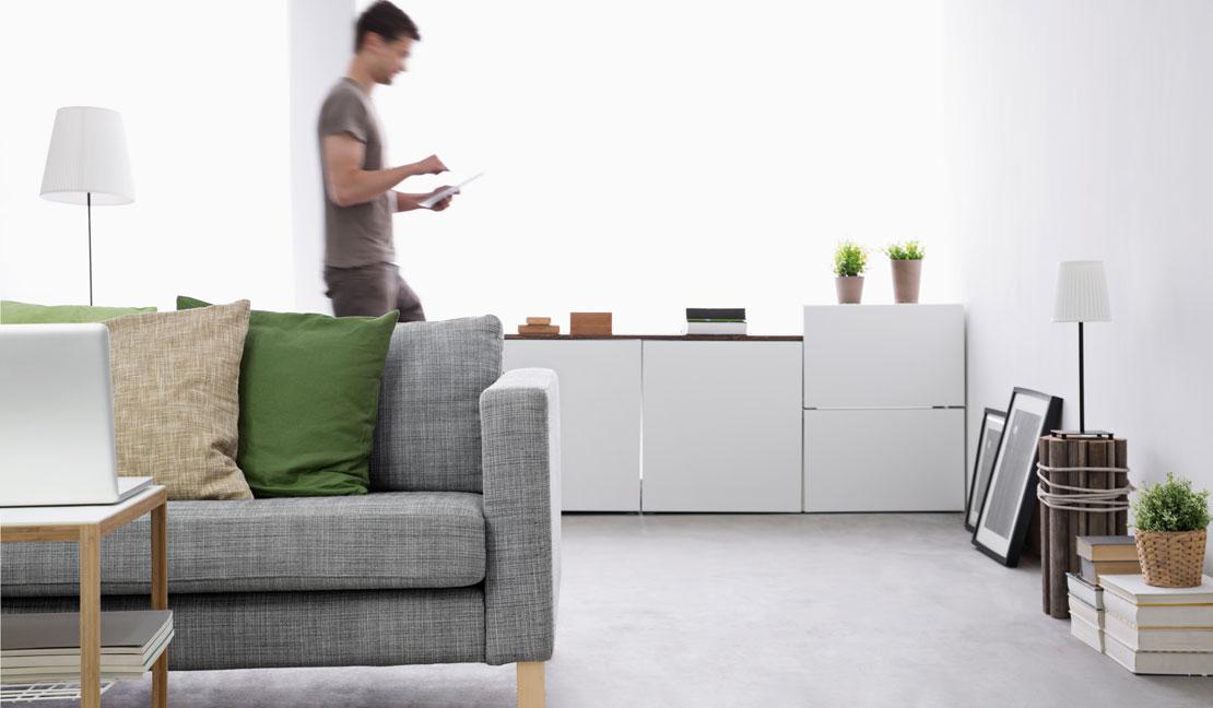 ordnung schaffen so ist deine wohnung tipptopp aufger umt. Black Bedroom Furniture Sets. Home Design Ideas