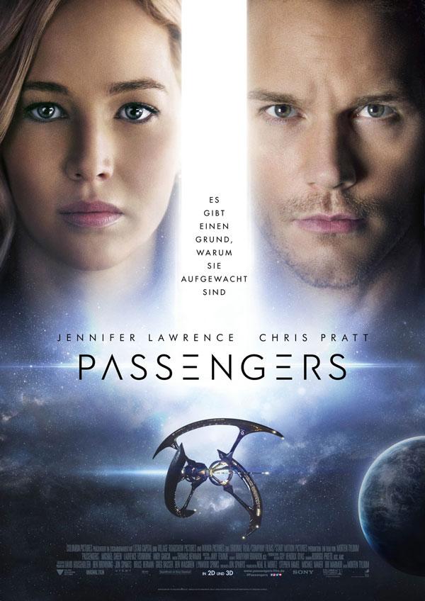Passengers Kinoposter