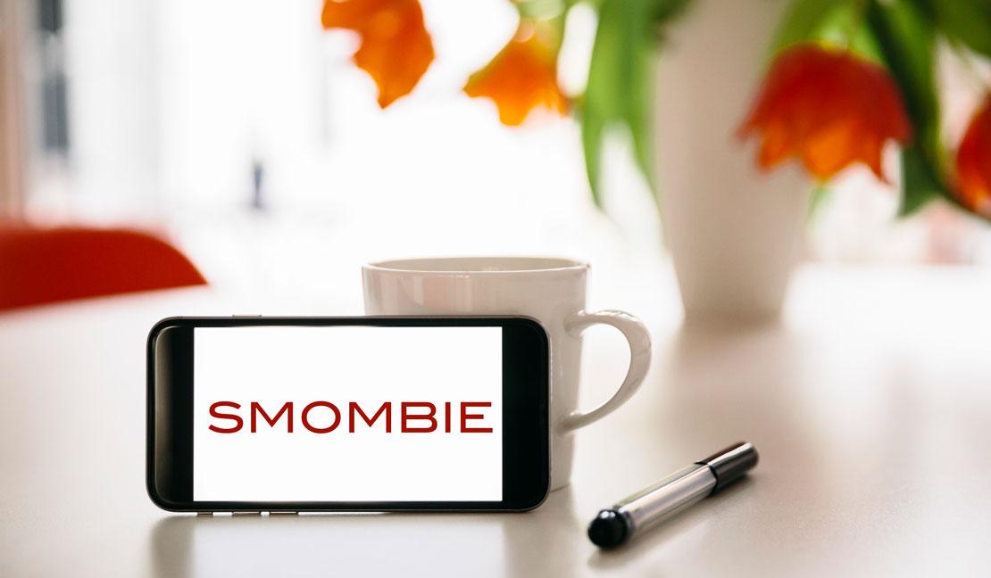Smartphone Sucht