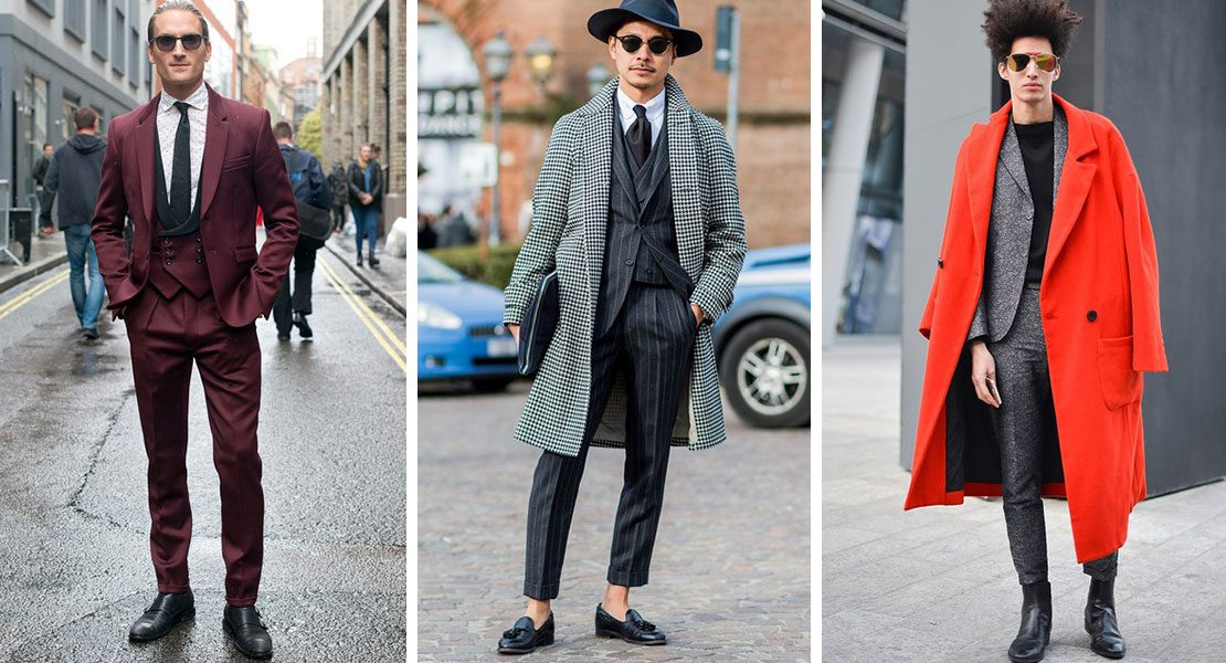 Street Styles: Gentleman First