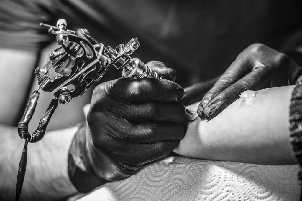 Hygiene in Tattoostudios