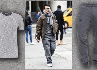 Von Kopf bis Fuß im Februar: 50 Shades of Grey