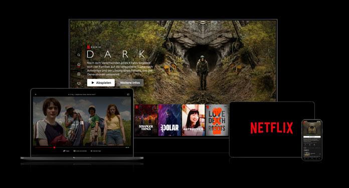 Netflix Tricks - Endgeräte