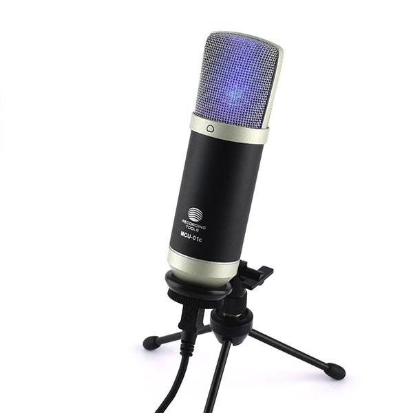 MCU-01-c USB Studio Mikrofon